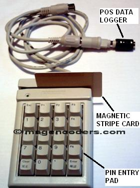credit card skimmer, card skimmer, portable card reader, portable magnetic stripe reader, pos skimmer